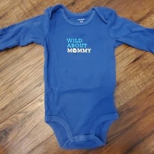 Carter's bodysuit